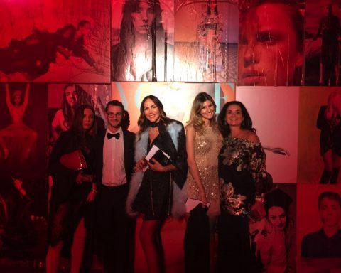 Maria Vittoria Cusumano presente al Vogue Party