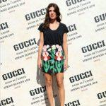 Charlotte Casiraghi all'evento di Gucci