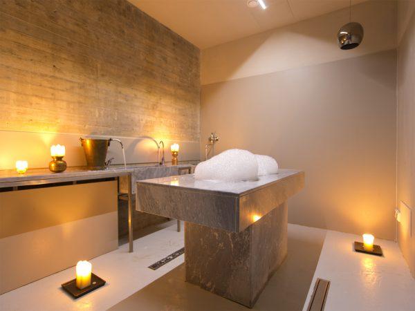 Spa interna al resort Antonello Colonna