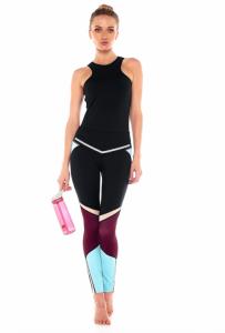 Outfit sportivo di Lulu Lemon