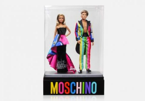 Barbie e Ken per Moschino - Edizione celebrativa