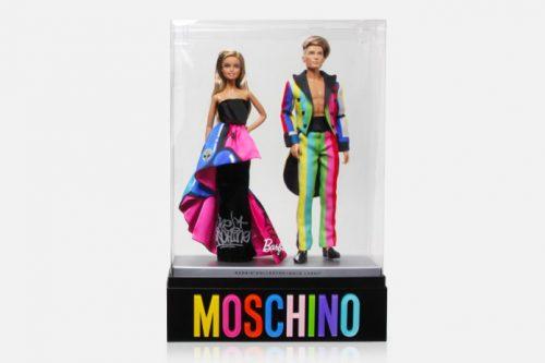 Barbie e Ken per Moschino - Edizione celebrativa