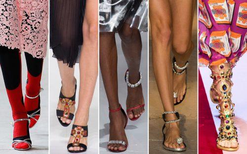 sandali per brillare ad ogni passo