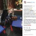 Elsa Hosk - Sandali Gucci - Stivali antipioggia