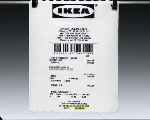 La nuova collezione Markerad di Ikea con Off-white