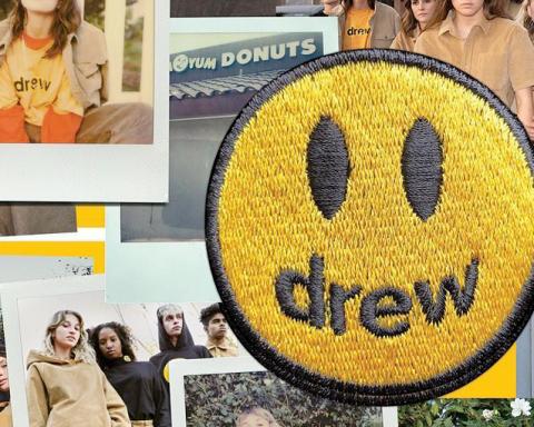 Justin bieber lancia la nuova linea di abbigliamento Drew House
