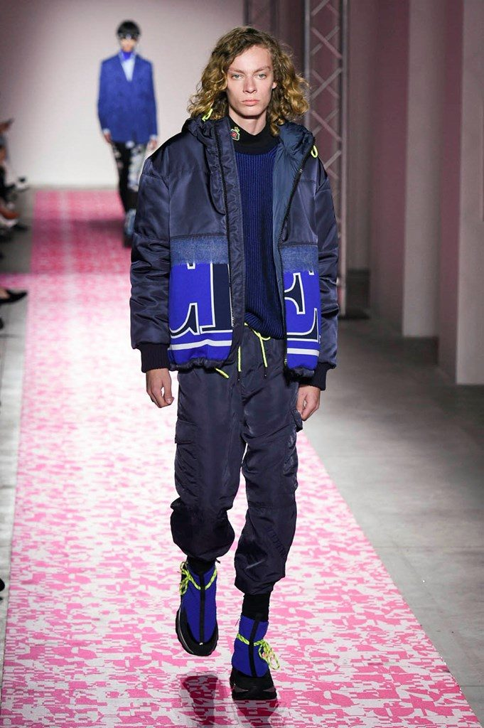 online store 56801 48f10 MFW2019: ICEBERG AND THE ATHLEISURE QUEEN • MVC Magazine