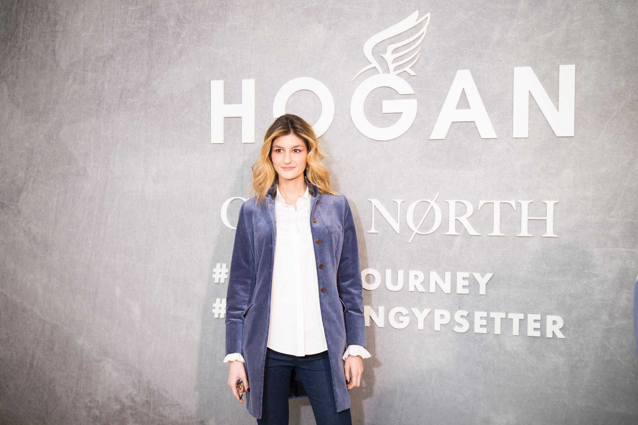 Maria Vittoria Cusumano at Hogan's Event