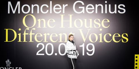 Moncler genius - one house different voices