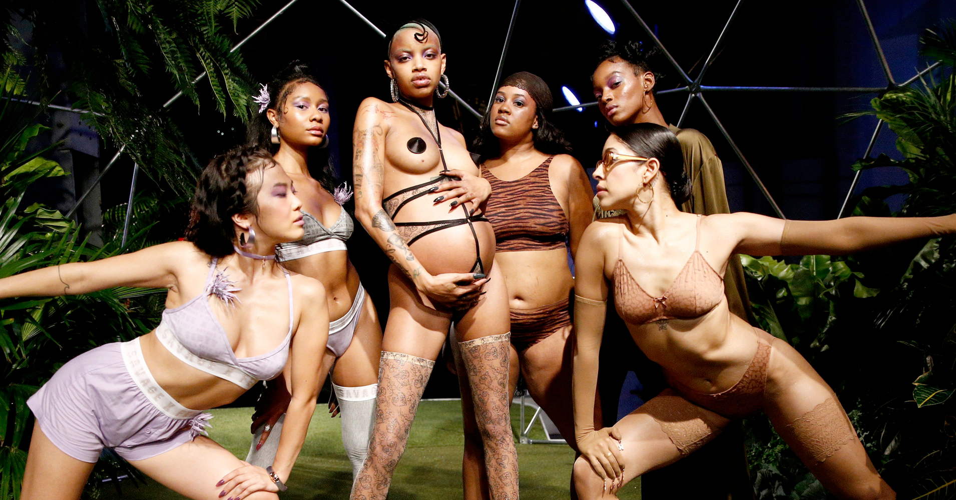 savage per fenty, intimo made by Rihanna