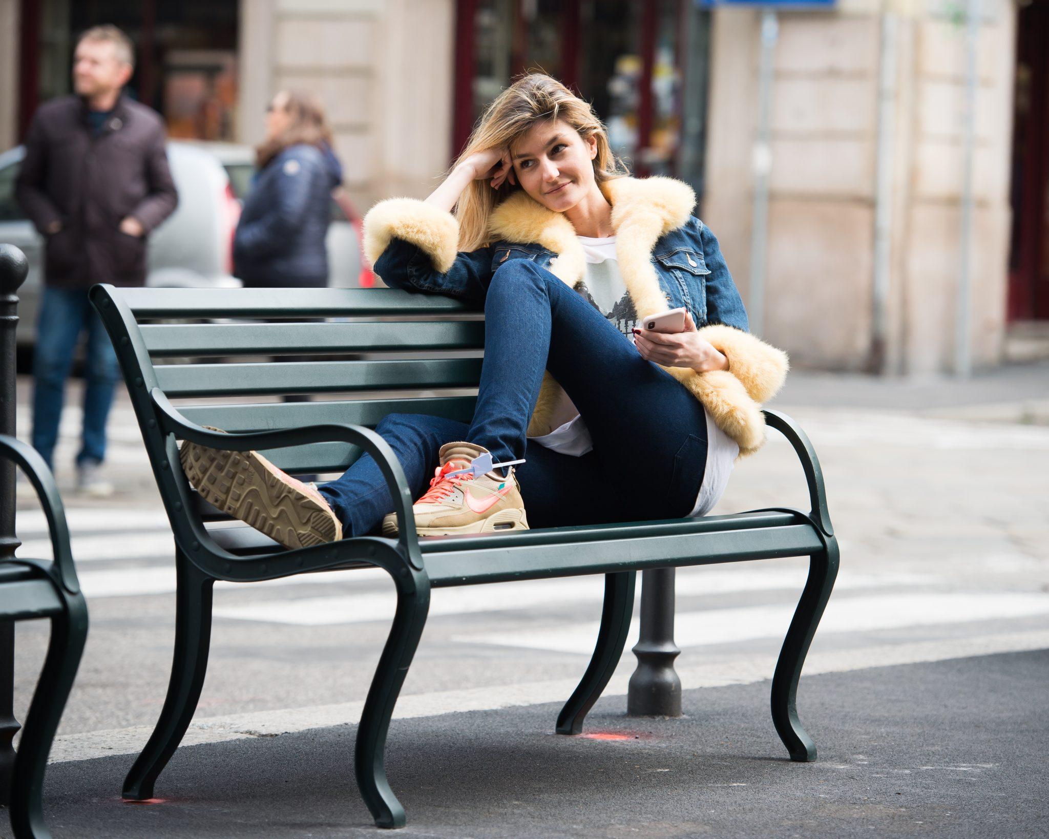 Maria Vittoria Cusumano - de carlis furs e scarpe yeezy