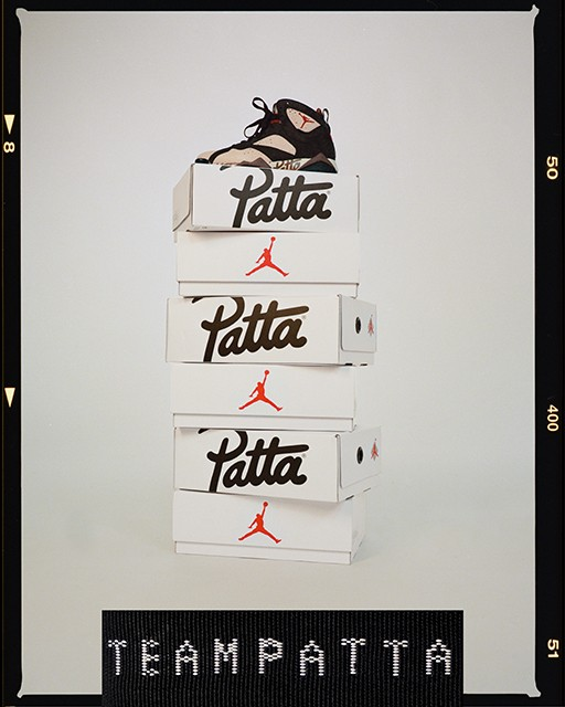 Team Patta Per Air Jordan
