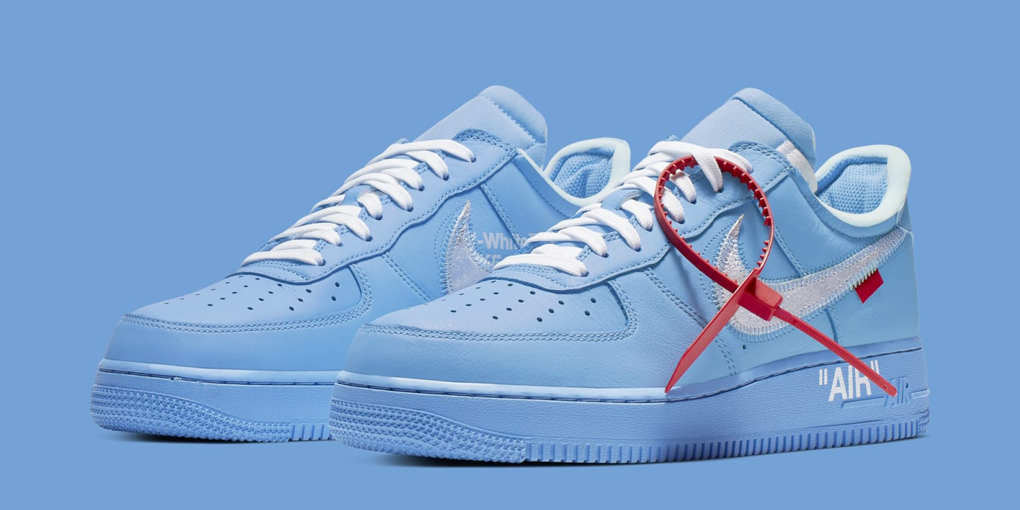 nike air force 1 blu
