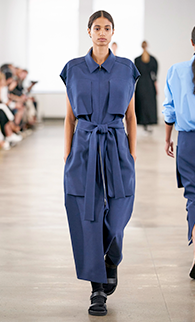 The Row NYFW – mvcmagazine
