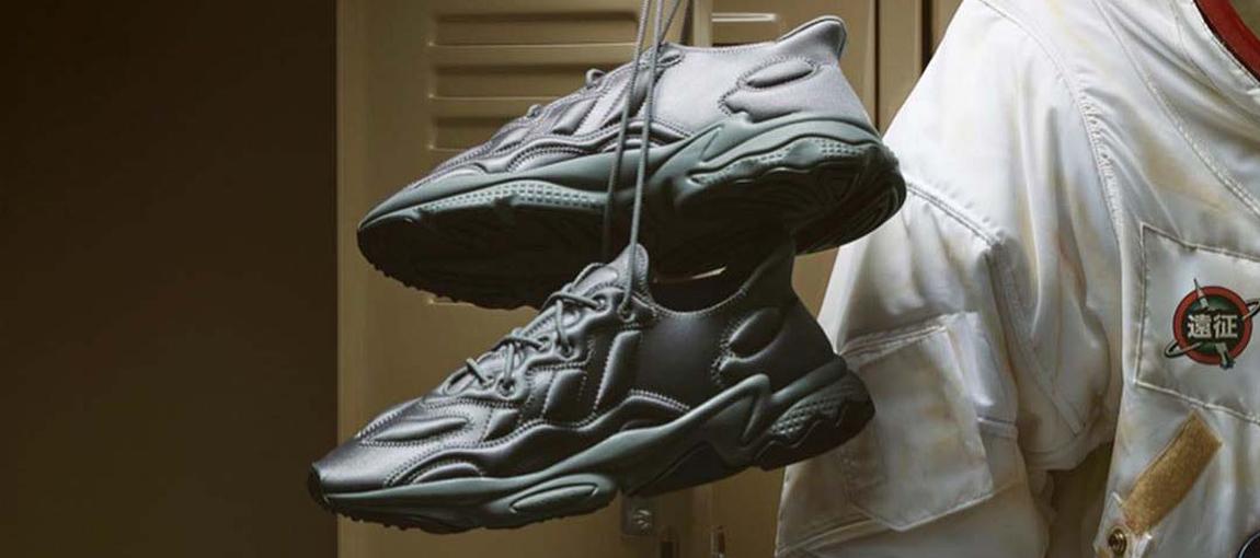 "Adidas original present the Ozweego Tech ""Moon Landing"" pack • MVC ..."