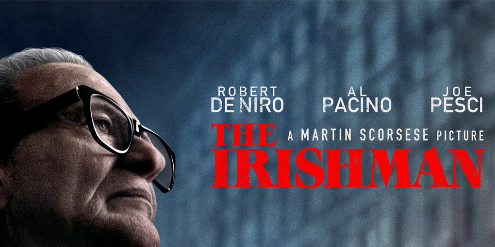 The Irish Man - scorsese