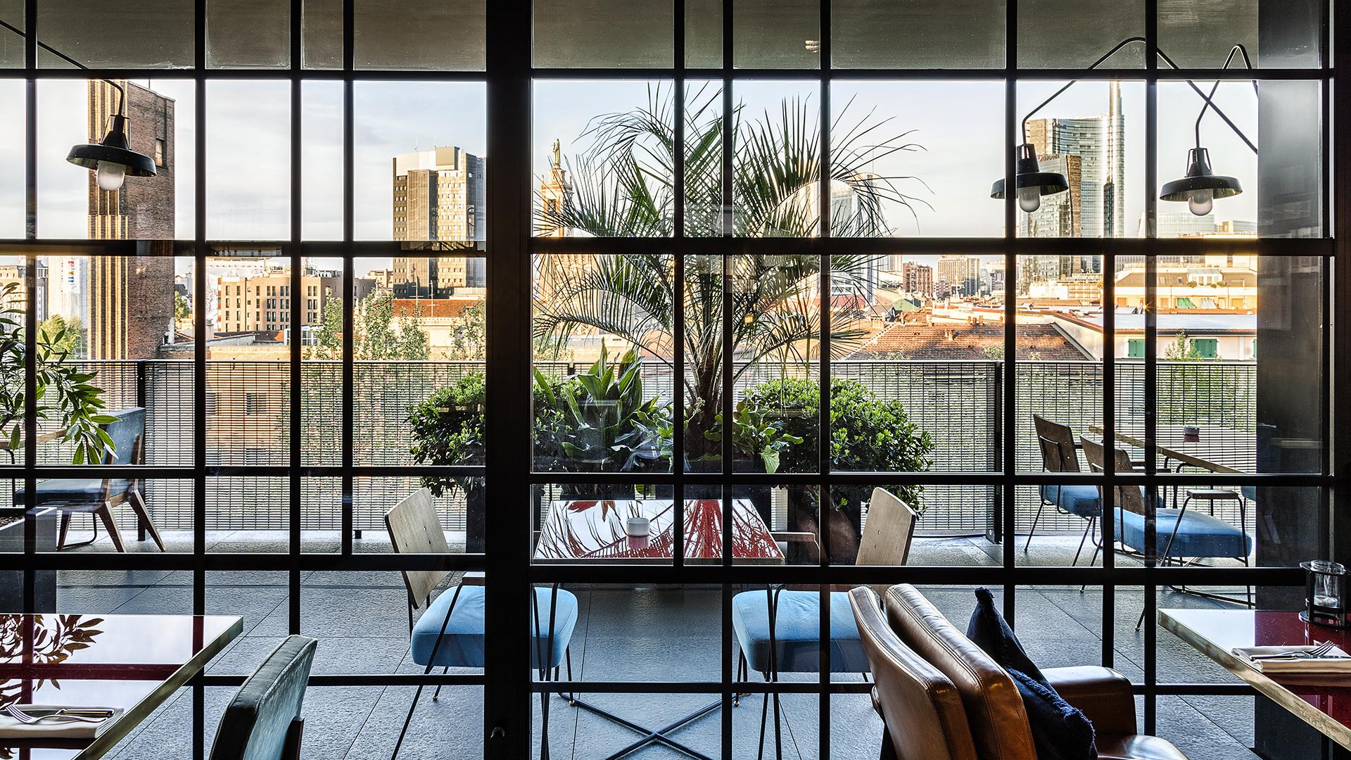 Ceresio 7 Is Luxury On A Milanese Skyline Mvc Magazine