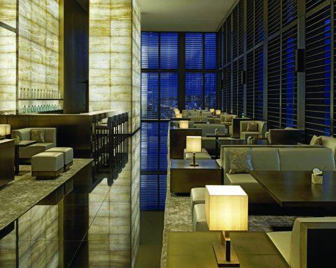 Bamboo Bar Armani Hotel
