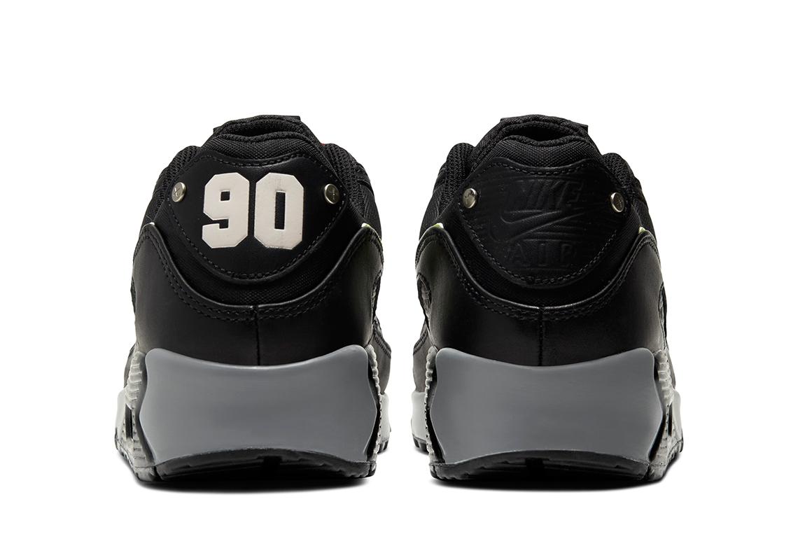 air max 90 nera e bianca