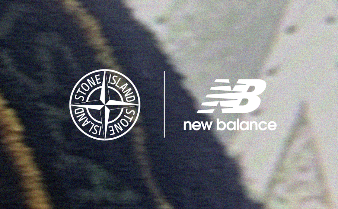 LA PARTNERSHIP STONE ISLAND E NEW BALANCE • MVC Magazine